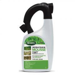 2-In-1 Moss RTU Grass & Weed Killer 1 L