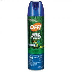Off! Deep Woods 230 g Sportsmen Insect Repellent