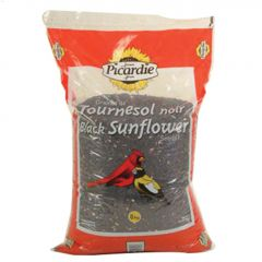 8 kg Treated Black Sunflower Seed