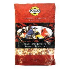 2 kg Shelled Peanuts