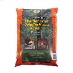 2 kg Goldfinch & Roselin Deluxe Mix