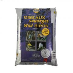 2 kg Without Corn Silver Wild Bird Mix