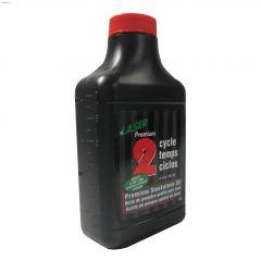 6.8 oz/200 mL Dyed Blue Premium Smokeless 2-Cycle Oil