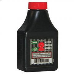 3.4 oz/100 mL Premium Smokeless Semi-Synthetic 2-Cycle Oil