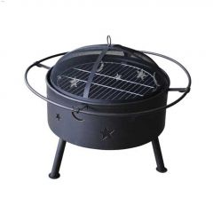 """26"""" Moon and Stars Firepit"""