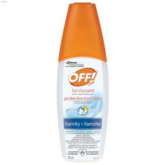 Off! Familycare 175 mL 3 hr Insect Repellent Spray