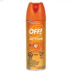 Off! Active 170 g Insect Repellent