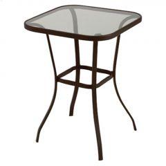 "27"" x 27'' Bistro Bar Table"