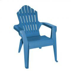 Plastic Kids Adirondack Chair