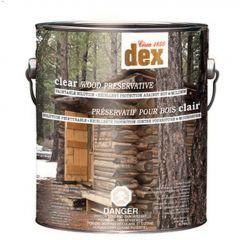 3.78 L Clear Circa 1850 Dex Exterior Wood Preservative
