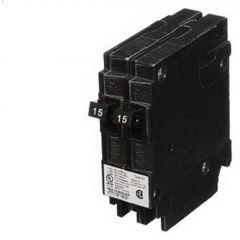 2 Pole Type QT Plug-In Circuit Breaker