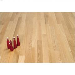 "3-1/2"" White Oak Hardwood Riverside Flooring"