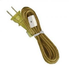 6' Lamp Cord With In-Line Switch