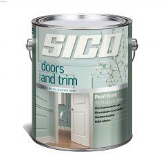 4 L Interior Latex Doors & Trim Paint