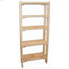 "72"" Econo Pine 5-Shelf"