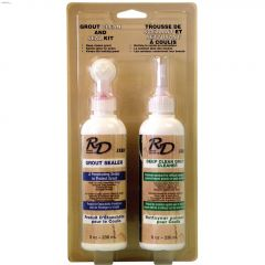 Grout Sealer and Cleaner Kit
