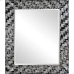 Mother of Pearl Mosaic Bevel Mirror