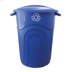 76L Recycling Trash Can