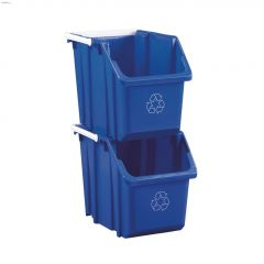 Small Stackable Recycling Bin