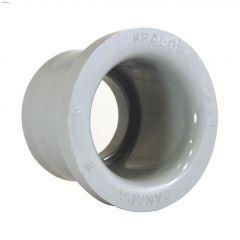 """Kraloy 1-1/4"""" -1"""" PVC Reducer Bushing"""