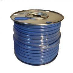 75m 14/2 Blue Wire