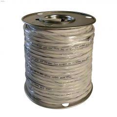 75m 14/3 White Wire