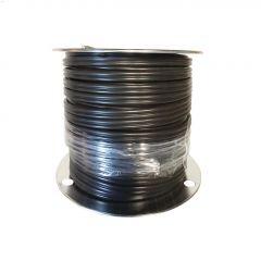 75m 12/2 Black Wire