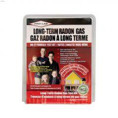 Radon Long Term Test Kit