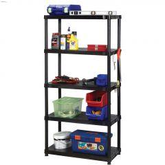 Heavy-Duty Resin Shelf