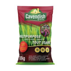 Cavendish 10-10-10 Garden Fertilizer 10KG