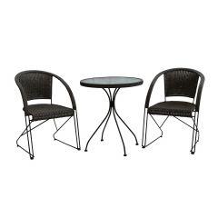 San Juan Wicker Bistro Chair