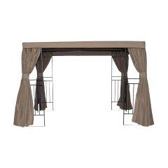 8' x 8' Arch Gazebo Curtains
