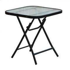 "18"" Square Folding Side Table"