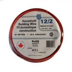 20m 12/2 Wire