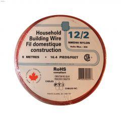 5m 12/2 Wire