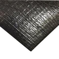 "40"" x 300' Woven Polypropylene Black Roof Underlayment"