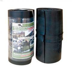 "17-1/4"" x 50' Heavy Duty Polyethylene Drain Membrane"