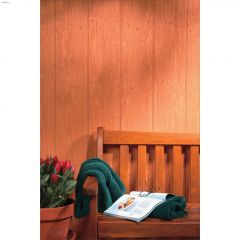 9.5 mm x 4' x 8' Cedartone Chalet Plywood