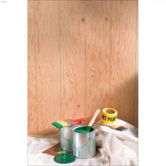 9.5 mm x 4' x 8' Natural Chalet Plywood