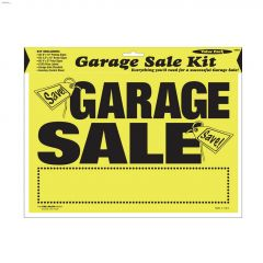 Garage Sale Kit