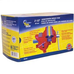 The Workbench Series 3-1/2 Inch Homeowners Bench Vise