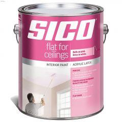 4 L Acrylic Latex Flat Pink Dye Interior Latex Paint