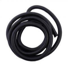 "3/8"" x 10' Black Split Loom"