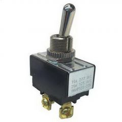 20A at 125VAC SP SPST On/Off Toggle Switch