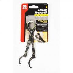2-Piece SAE Locknut Wrench Kit