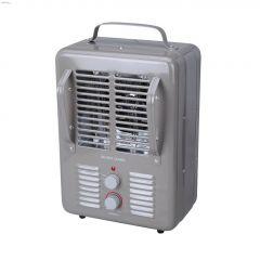 5100 Btu 1500 Watt Metal Utility Heater