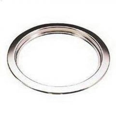 """8"""" x 1/2"""" Chrome Deluxe Universal Stove Ring"""