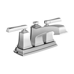 Lever Boardwalk Low Arc Bathroom Faucet