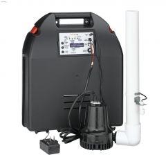 12VDC 2040 GPH Emergency Battery Backup Sump Pump System