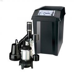 1/3 HP 12VDC Pre-Assembled Sump Pump System